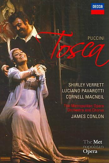 PUCCINI:TOSCA BY PUCCINI,GIACOMO (DVD)